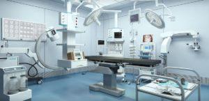 Широкий выбор медицинского оборудования