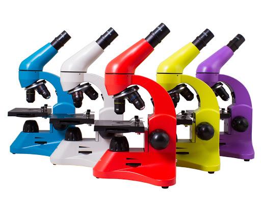 Какие бывают типы и особенности микроскопов?
