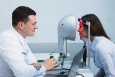 Диагностика зрения: особенности