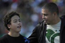 14-летний сын Роналдо совратил 27-летнюю воспитательницу детсада