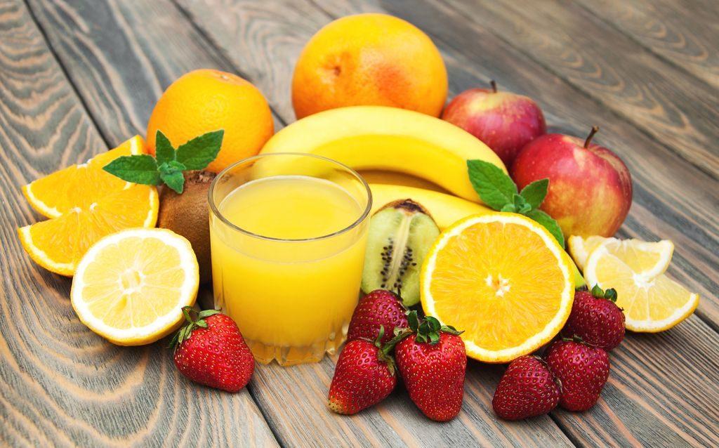 полезные и высококачественные фрукты