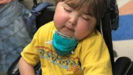6-летний мальчик из Огайо борется с безымянной болезнью. Он — первый в мире, у кого ее диагностировали