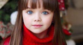 6-летняя девочка из России стала «самой красивой в мире»