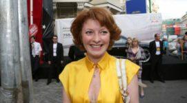 Амалия Мордвинова поразила первым выходом за много лет