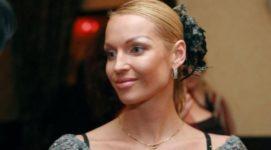 Анастасия Волочкова предстала перед фанатами топлес