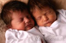 Через месяц после смерти женщина родила двойню (ФОТО)