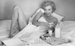 Диета Мэрилин Монро: красное мясо и сливочное мороженое