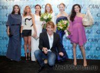 Екатерина Вилкова впервые появилась на публике после родов