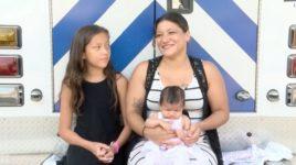 Героичная девочка из Айовы спасла младшую сестру, когда та вдруг перестала дышать