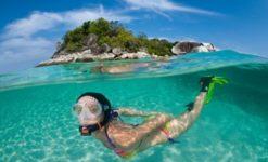 Глоток морской воды способен защитить от язвы и рака желудка