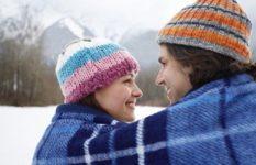 Холодная погода создана для свиданий