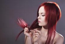 Краска, которая не повреждает волосы