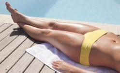 Избыточные солнечные ванны полезны для здоровья!