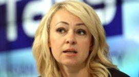 Яну Рудковскую высмеяли за «нелепый наряд»