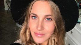 Юлия Ковальчук подтвердила рождение дочери ее первым фото