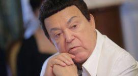 Кобзон о состоянии Табакова и Гафта: их болезнь очень серьезна