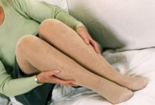 Компрессионные чулки при варикозе могут быть опасны