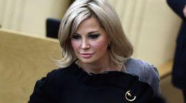 Мария Максакова обескуражила новым лицом