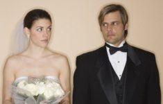 Подготовка к свадьбе — мужской кошмар