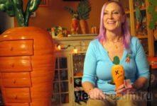 Помешалась на моркови: 35 овощных татуировок на женщине