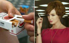 Сериал «Безумцы» вернул моду на курение