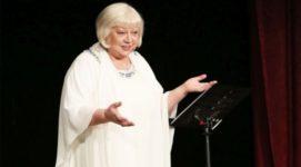 Светлана Крючкова показалась впервые после лечения рака