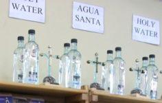 Святая вода признана опасной для здоровья