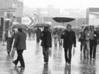 В ближайшие минуты на Москву обрушатся дожди