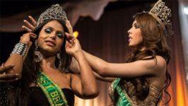 В Бразилии прошел конкурс красоты среди трансгендеров (ФОТО и ВИДЕО)