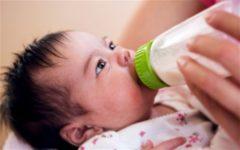 В детских молочных смесях нашли алюминий