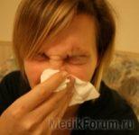 В Россию идет волна гриппа