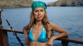 Виктория Боня удивила пышными формами