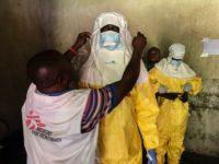 Вирус Эбола почти побежден