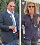 Встреча через 26 лет: Микки Рурк и Ким Бейсингер