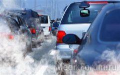 Выхлопные газы убивают больше людей, чем аварии