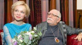 Жена Джигарханяна рассказала о семейном конфликте